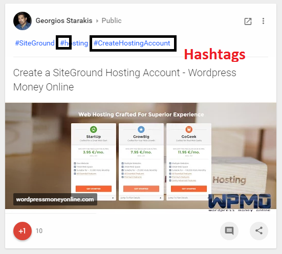 # Hashtags - and how to use them properly